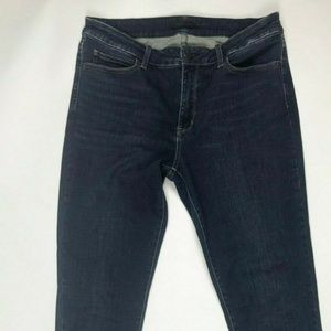 Uniqlo Jeans Skinny Tapered Ultra Stretch 32
